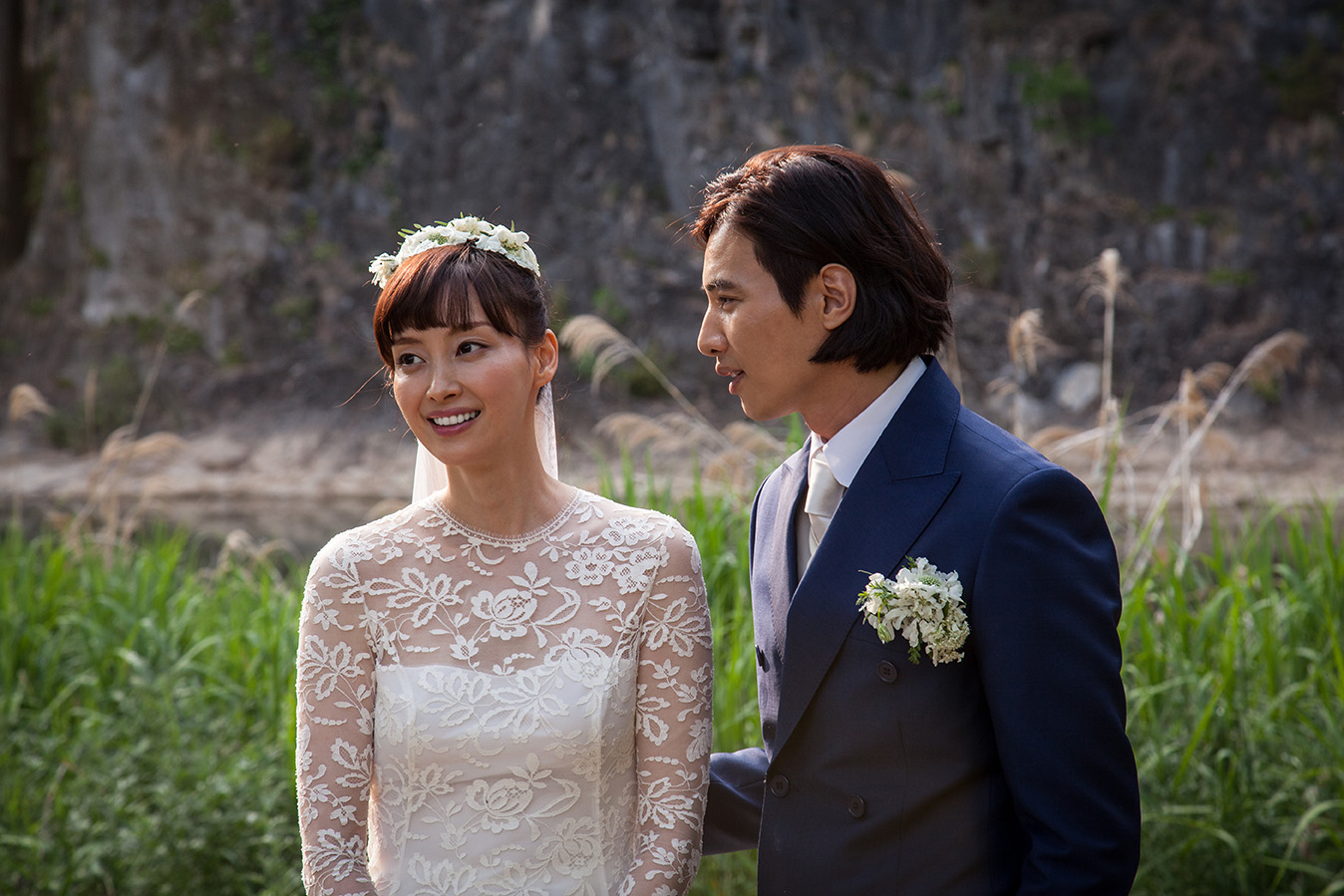 Won Bin Lee Na Young wedding