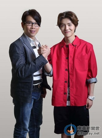 Luhan and David Tao 4