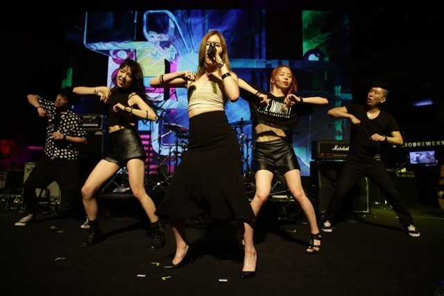 "Lim Kim at ""Music Matters Live"" 2014"