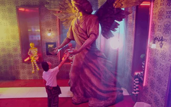 bae bae mv gd touching angel