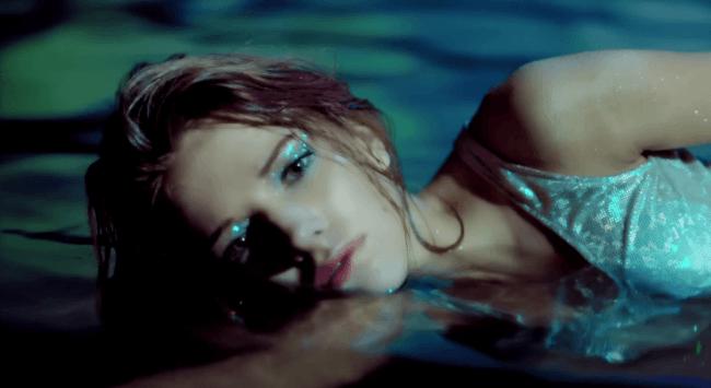 bae bae mv lady in water