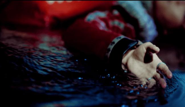 bae bae mv daesung in water