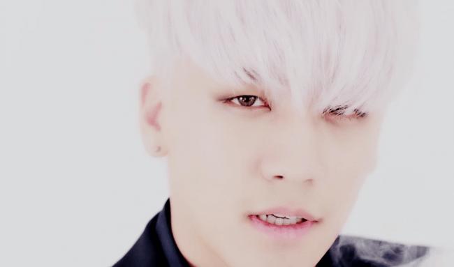bae bae mv seungri white hair