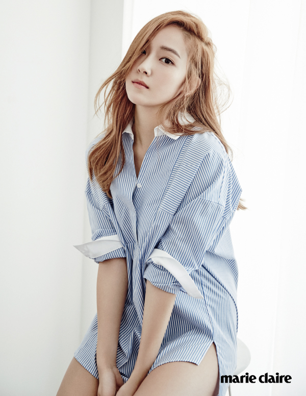 Jessica Jung for Marie Claire