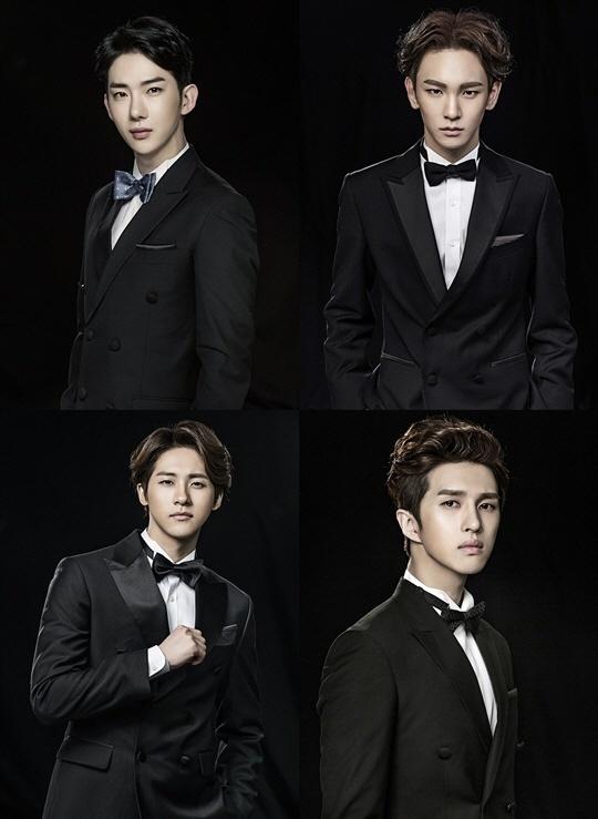Jokwon, Key, CNU, Ken for Chess