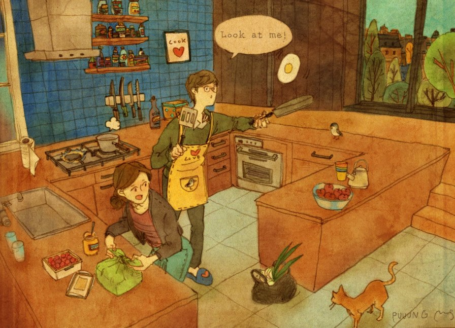 "Illustrated by <a href=""http://www.grafolio.com/puuung1/illustration.grfl?page=4&folderNo=0&tabType=Y"">Puuung</a>"