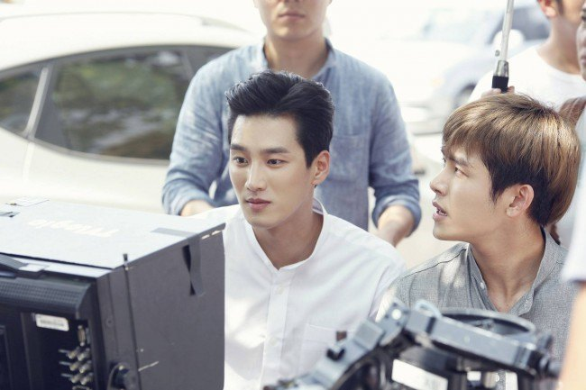 Ahn Bo Hyun, Hoya for Heeya