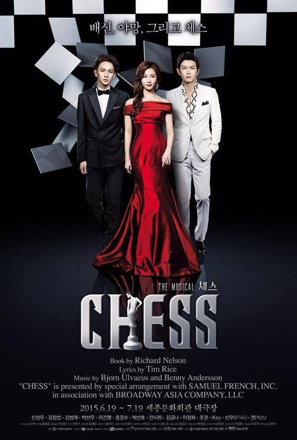 Key for Chess musical