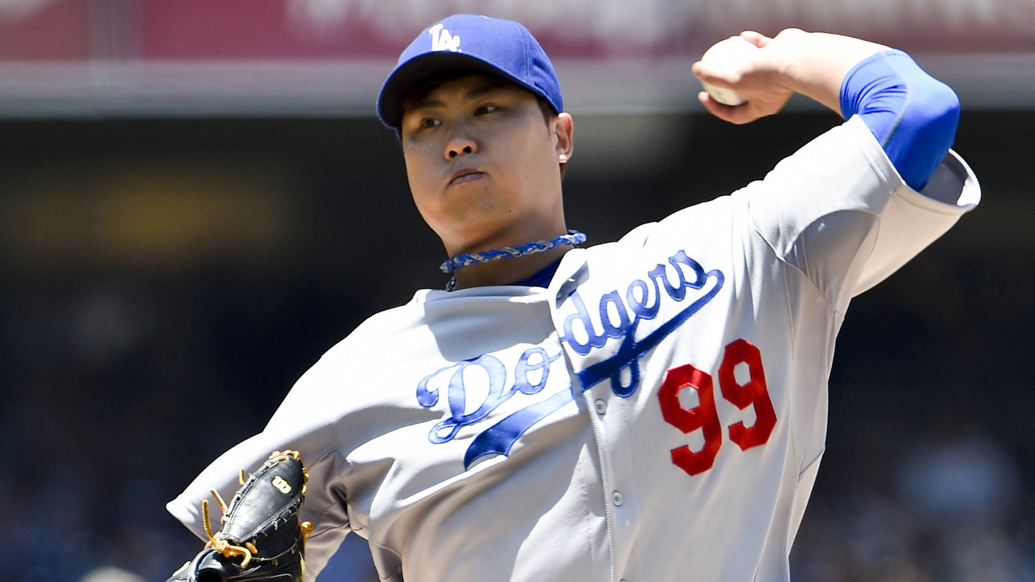 Ryu Hyun Jin Wallpaper Dodgers Pitcher Ryu Hyun Jin