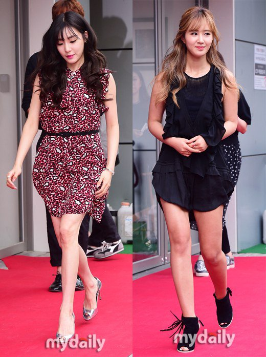 Tiffany and Yuri