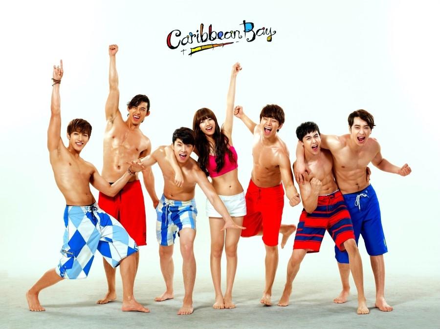 2PM Suzy Caribbean Bay