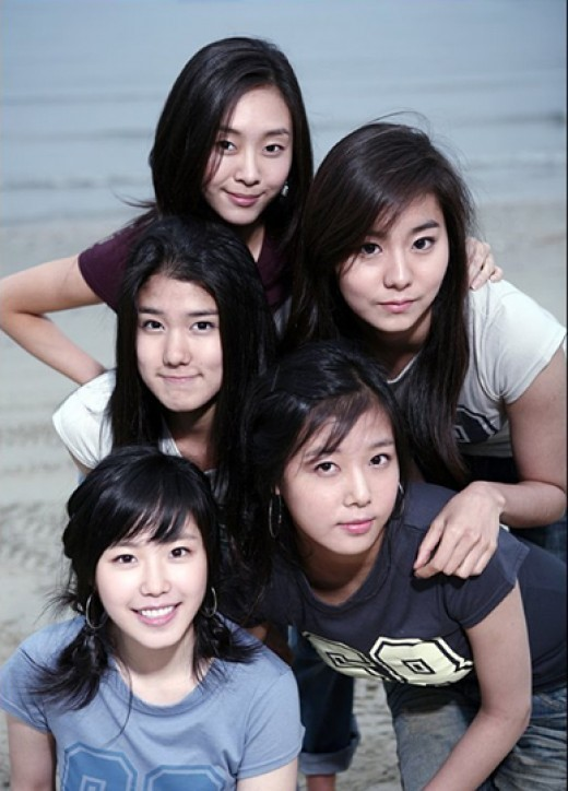 the 5 girls