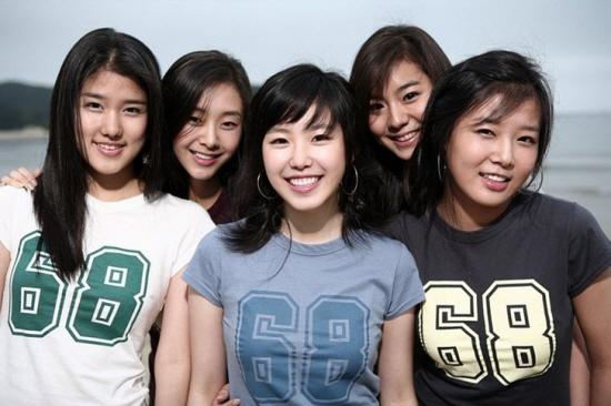 5 girls 2