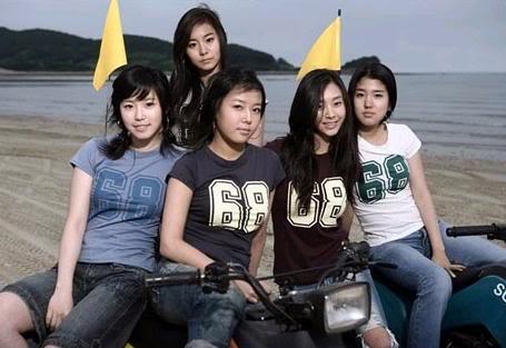 5 girls 3