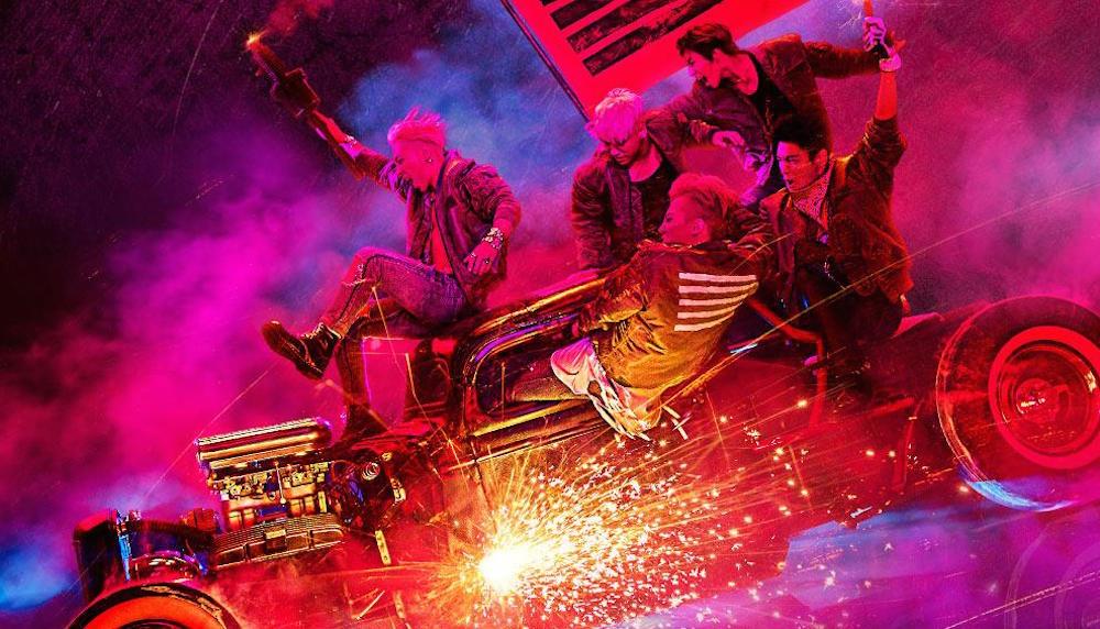 Bigbang Reaches 10 Million Views For Quot Bang Bang Bang Quot In