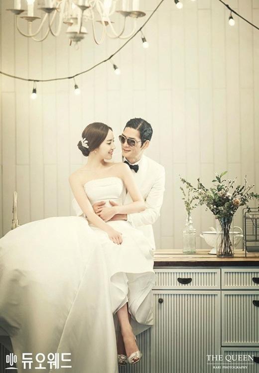 Park Joon Hyung Wedding Shoot 2