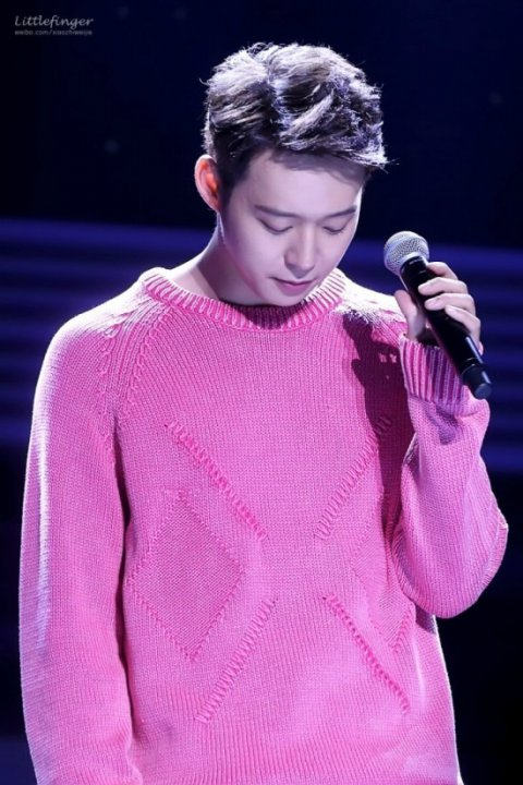 Park Yoochun Shoulders 1