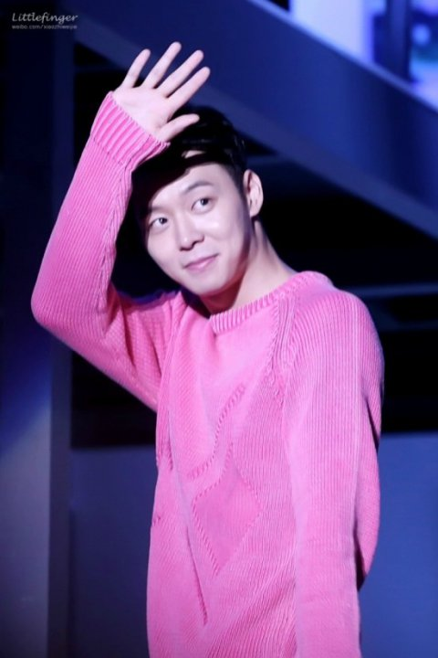 Park Yoochun Shoulders 10
