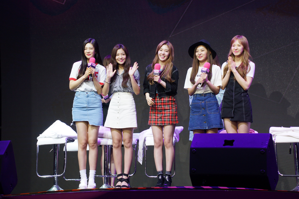Red Velvet SUPER STAR SMTOWN Chinese Launch