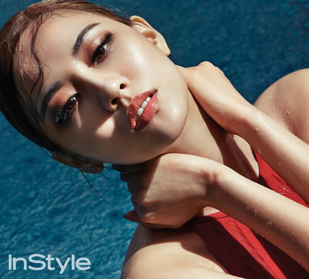 miss A Fei InStyle Korea July 2015
