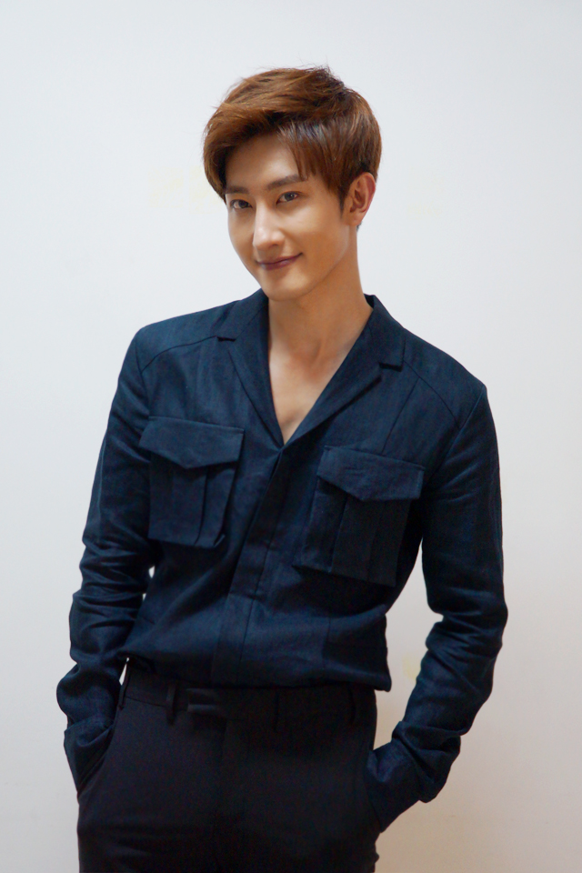 Zhoumi SUPER STAR SMTOWN Chinese Launch 3