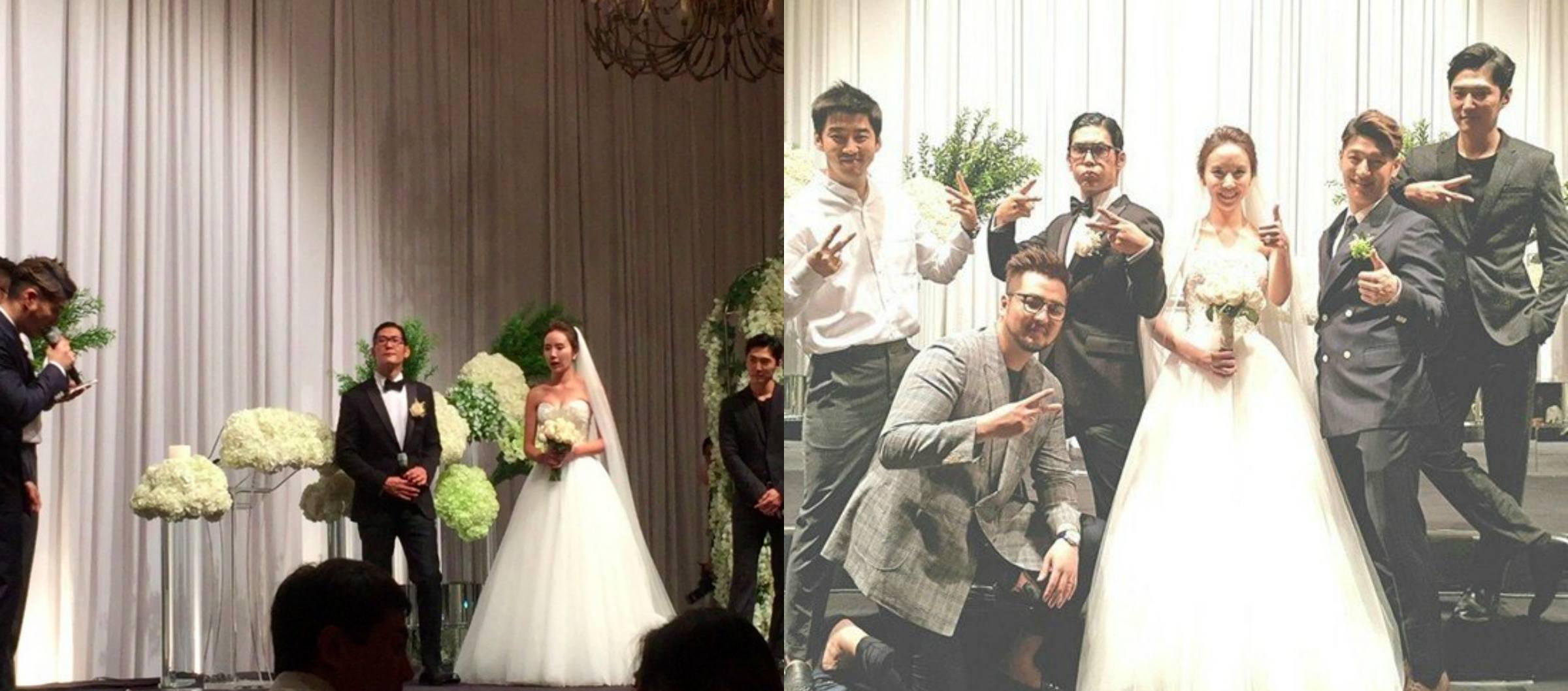 kim jong kook yoo jae suk and more attend god joon