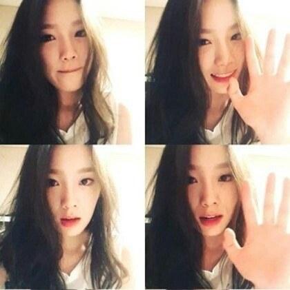 Taeyeon Chorong nose job