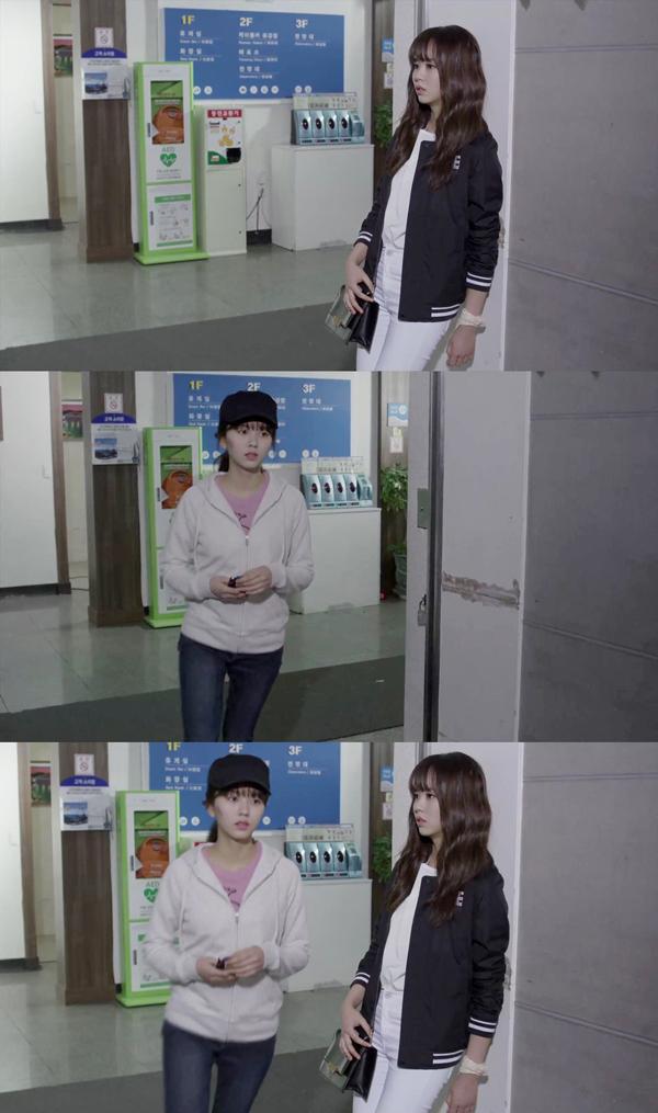 """Kim So Hyun in """"Who Are You - School 2015"""""""