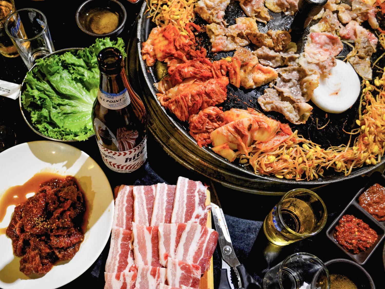 Korean Food Near