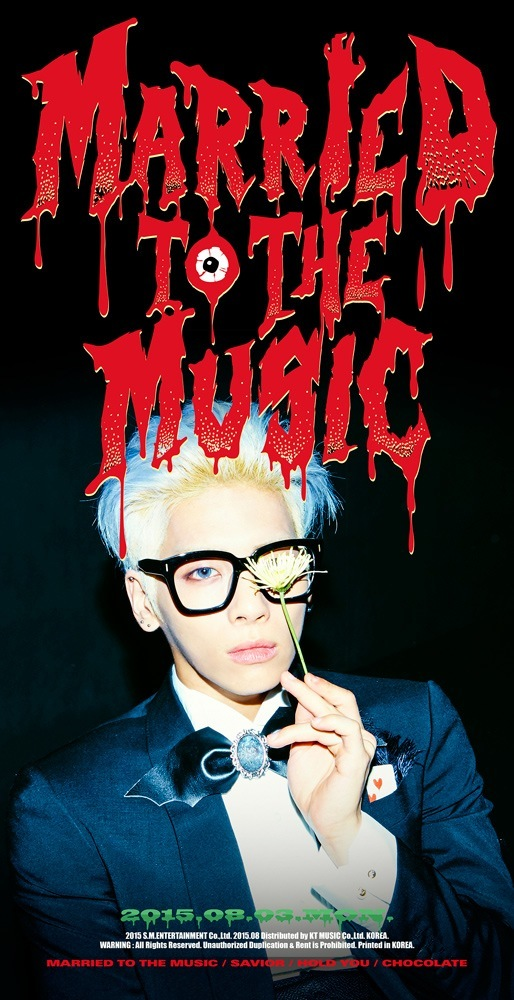"SHINee's Jonghyun ""Married To The Music"""