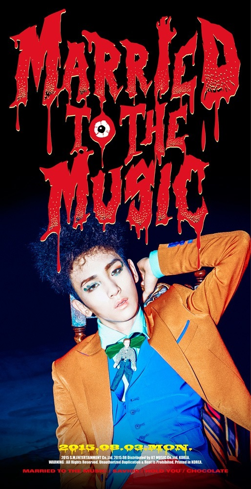 "SHINee's Key ""Married To The Music"""