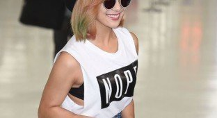 f(x) Luna - airport fashion bold - OSEN 2