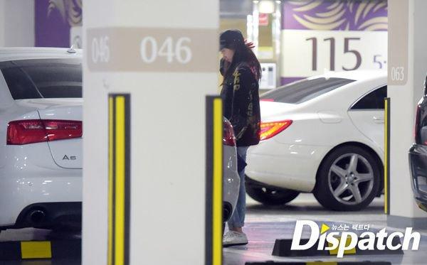 Park Shin Hye and Lee Jong Suk