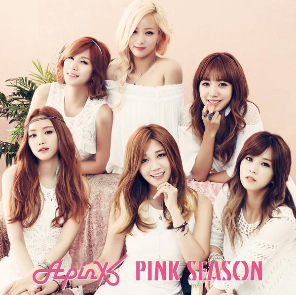 Apink PINK SEASON 2