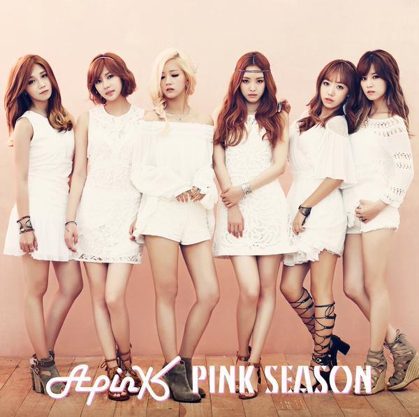 Apink PINK SEASON 3