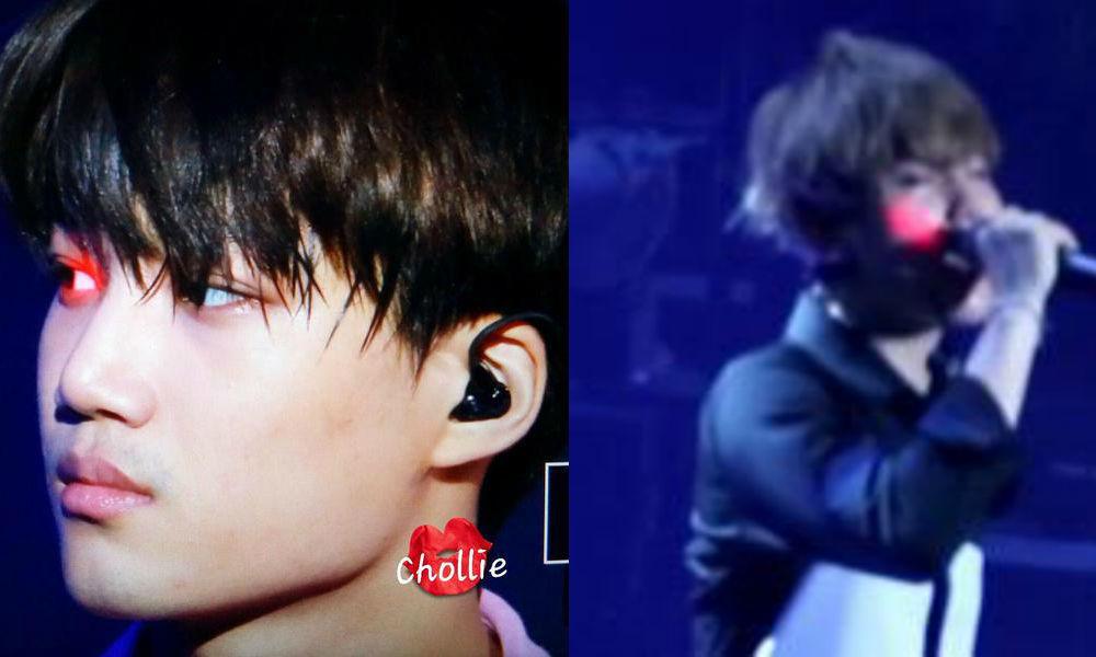 "EXO ""laser"""