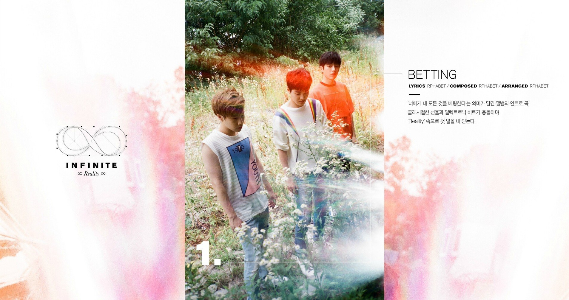 After INFINITE officially released the first image teaser for their