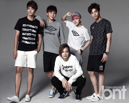 Vocal Team (L to R): DK, Seungkwan, Jeonghan, Woozi, Joshua