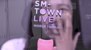 SMTOWN Tokyo Amber and Red Velvet