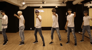 teen top ah-ah dance