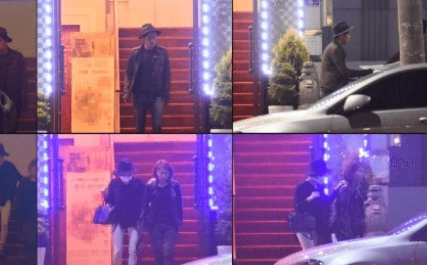 baekhyun and taeyeon dating 2015