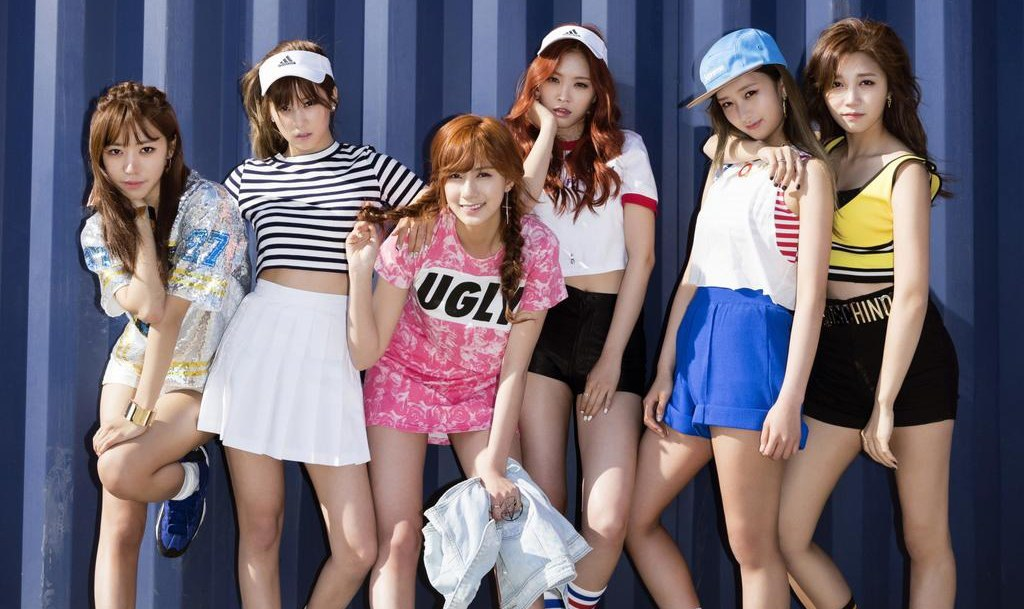 "A Cube Entertainment / Apink ""Pink Memory"""