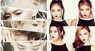 YG Entertainment / JYP Entertainment