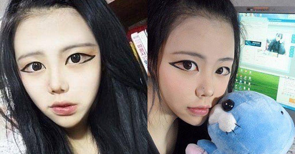 Netizens argue this Korean makeup trend is u0026quot;Disgustingu0026quot; u2014 Koreaboo