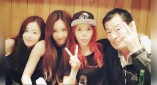 Invincible Youth's Sunhwa, Hyomin, Sunny