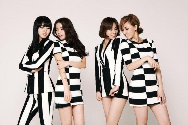 Группа wonder girls расформирована + выпустит прощальный сингл 10-го февраля!