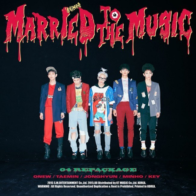 "SHINee ""Married To The Music"""