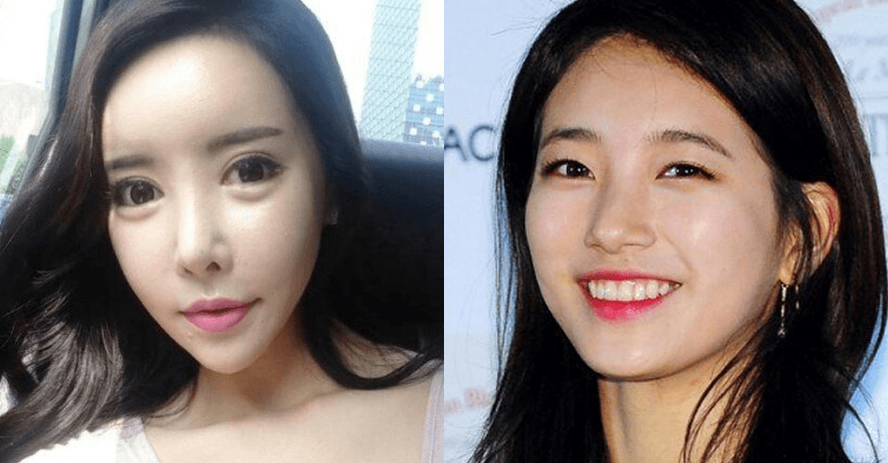 Netizens discuss plastic surgery beauty vs natural beauty ...