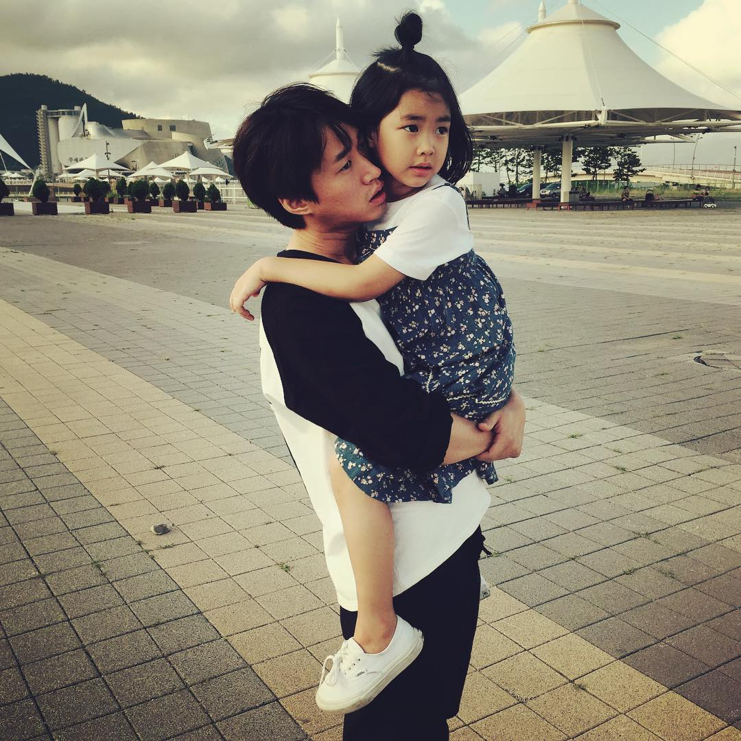 Tablo Shares Affectionate Photo of Himself and His ...