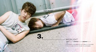 "INFINITE image teaser - ""Moonlight"" - ""Reality"" album - INFINITE's Official Site"